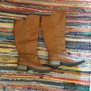 Arizona Brown Boots NEW Never Worn Size 11M